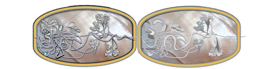 Cuarta colección de Karmele Jewelry Design